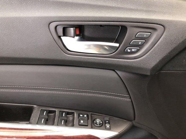 used 2017 Acura