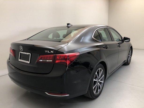 used Acura TLX