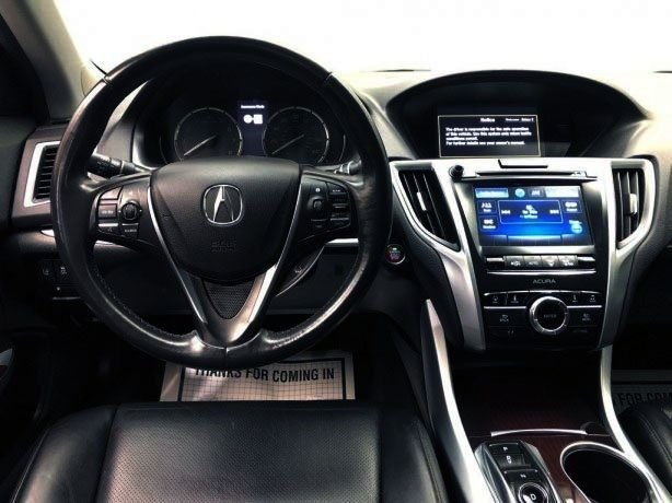 2015 Acura TLX for sale near me