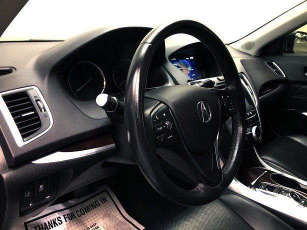 2015 Acura TLX for sale Houston TX