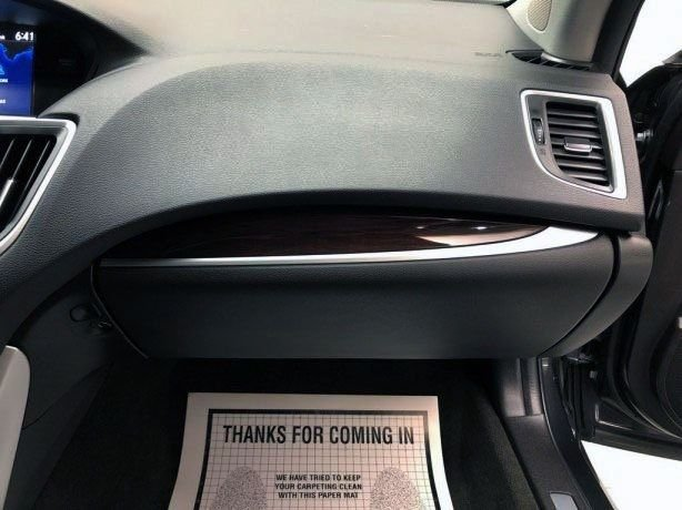 cheap used 2015 Acura TLX for sale