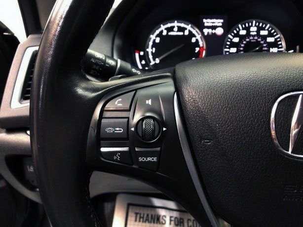 used Acura TLX for sale Houston TX