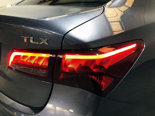 used Acura TLX for sale near me