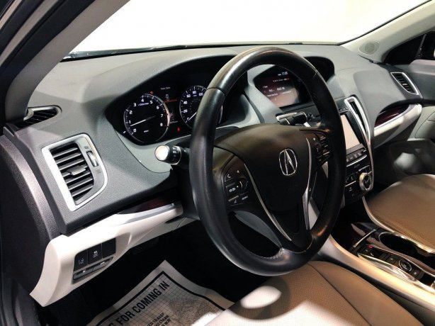 2017 Acura TLX for sale Houston TX