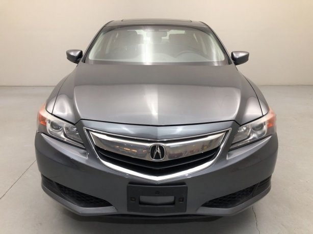 Used Acura ILX for sale in Houston TX.  We Finance!