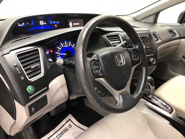 2014 Honda Civic for sale Houston TX