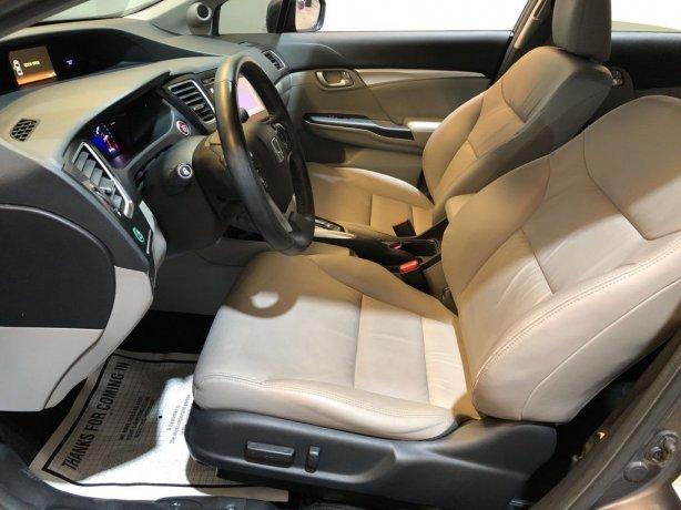 used 2014 Honda Civic for sale Houston TX