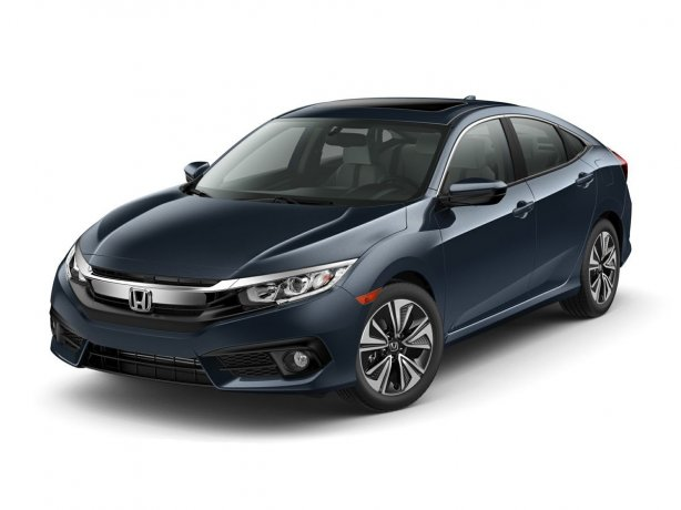 Used 2017 Honda Civic for sale in Houston TX.  We Finance!