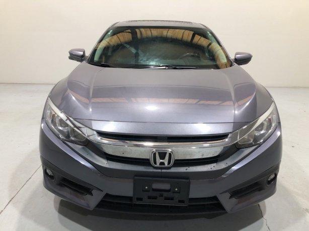 Used Honda Civic for sale in Houston TX.  We Finance!