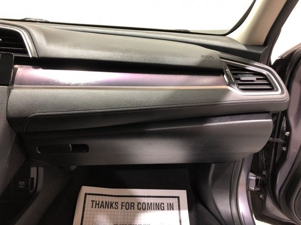 cheap used 2017 Honda Civic for sale