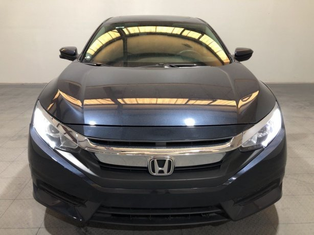 Used Honda Civic for sale in Houston TX.  We Finance!