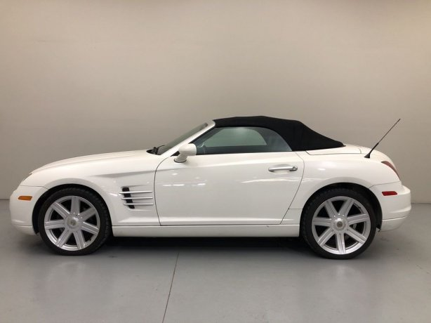 used 2005 Chrysler Crossfire for sale
