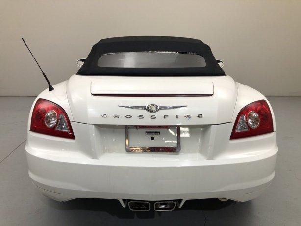 used 2005 Chrysler Crossfire