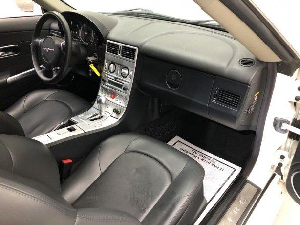 cheap Chrysler Crossfire for sale