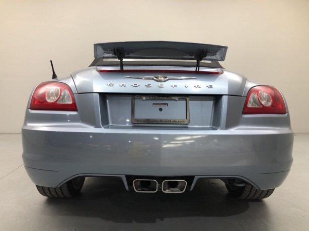 2005 Chrysler Crossfire for sale