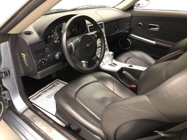 used 2005 Chrysler Crossfire for sale Houston TX