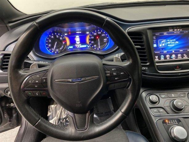 2016 Chrysler 200 for sale near me