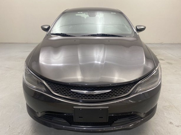 Used Chrysler 200 for sale in Houston TX.  We Finance!