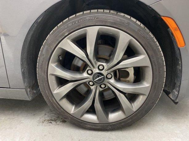 Chrysler 200 near me for sale