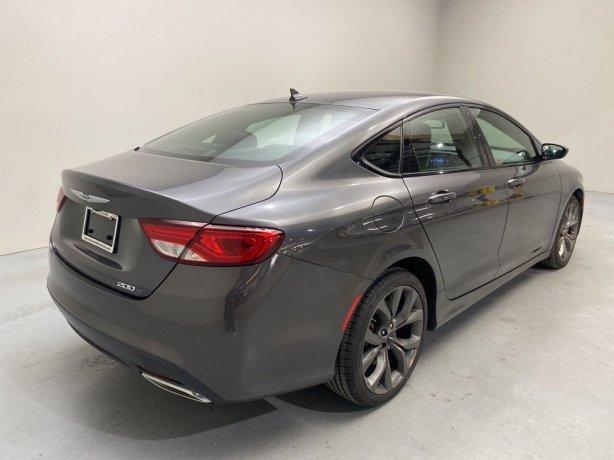used Chrysler 200