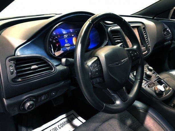 2015 Chrysler 200 for sale Houston TX
