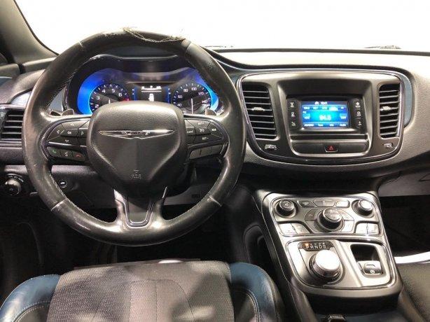 2015 Chrysler 200 for sale near me