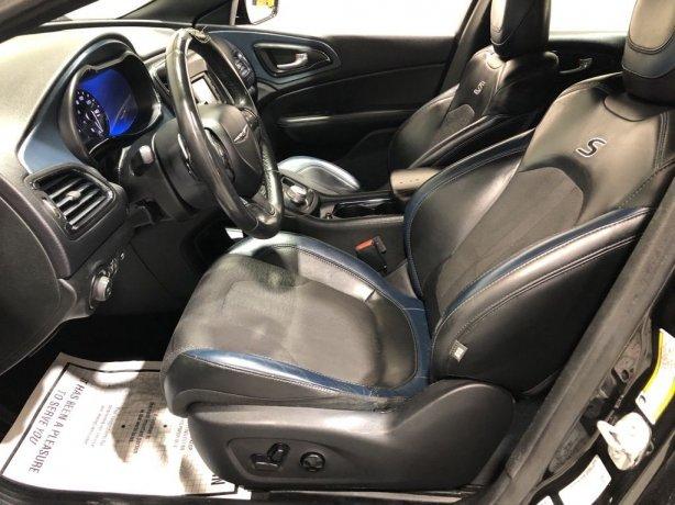 used 2015 Chrysler 200 for sale Houston TX