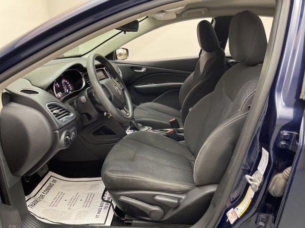 used 2016 Dodge Dart for sale Houston TX