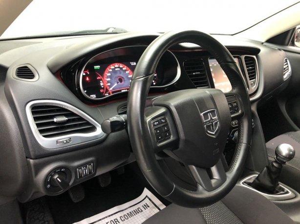 2014 Dodge Dart for sale Houston TX