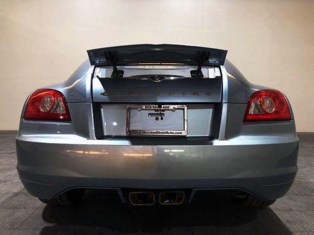 2008 Chrysler Crossfire for sale