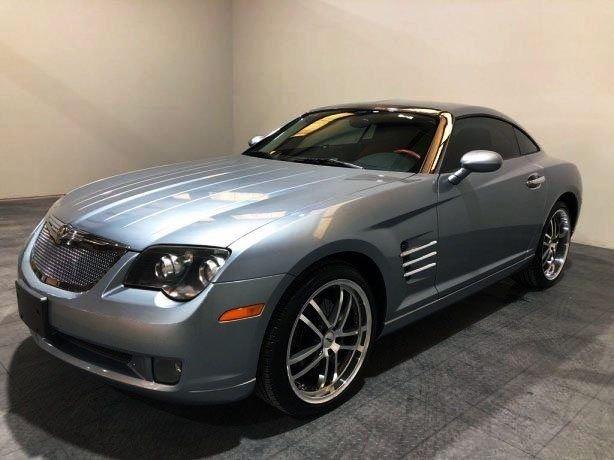 Used 2008 Chrysler Crossfire for sale in Houston TX.  We Finance!