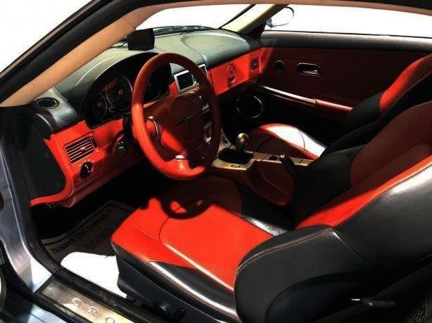 used 2008 Chrysler Crossfire for sale Houston TX