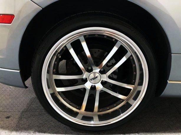 used Chrysler Crossfire for sale Houston TX