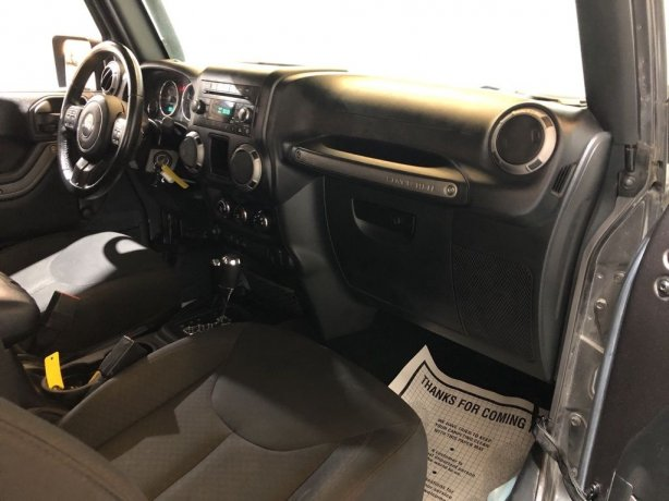 cheap Jeep Wrangler for sale Houston TX