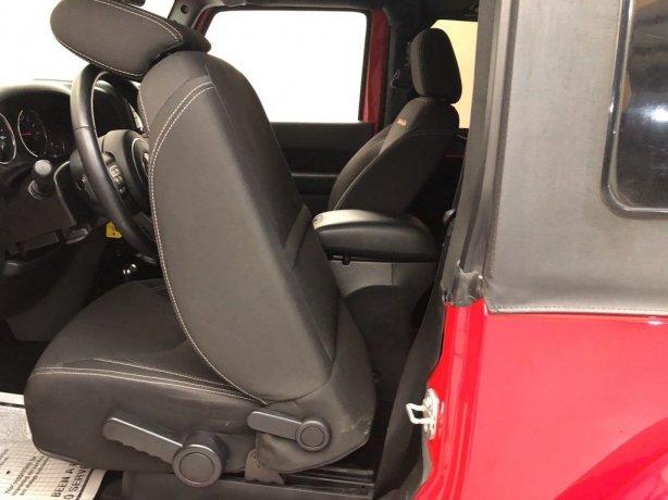 2015 Jeep in Houston TX