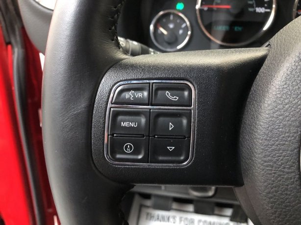 cheap used 2015 Jeep Wrangler for sale