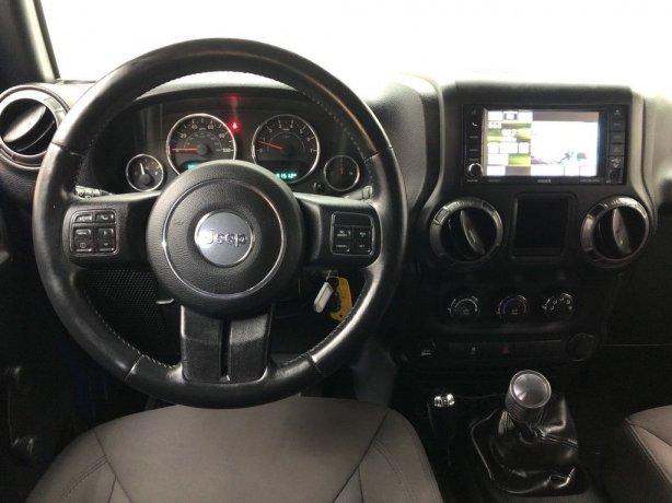 2015 Jeep Wrangler for sale near me