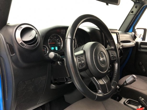 2015 Jeep Wrangler for sale Houston TX
