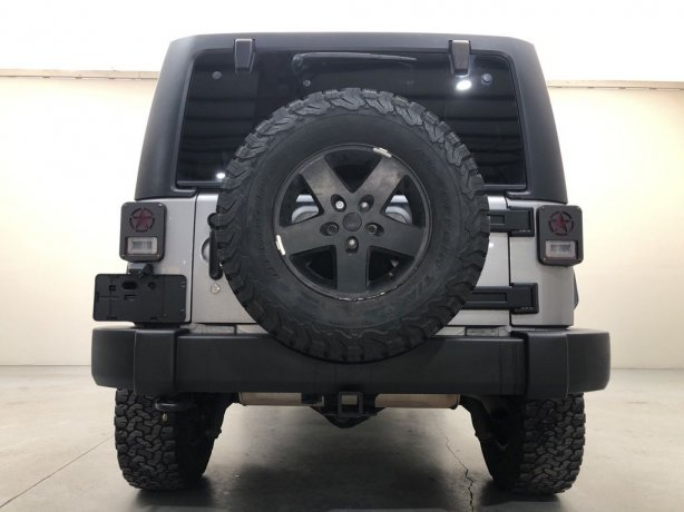 2013 Jeep Wrangler for sale