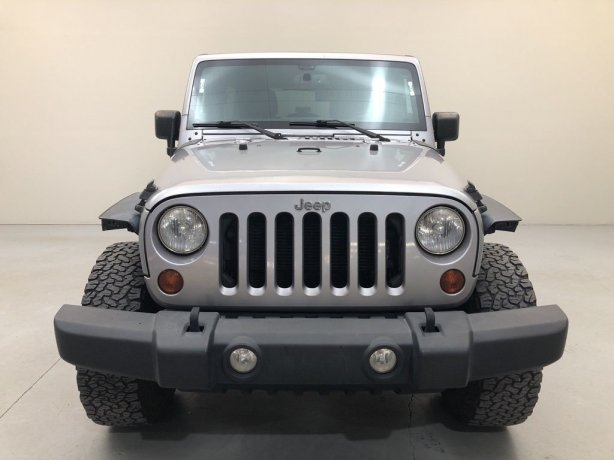 Used Jeep Wrangler for sale in Houston TX.  We Finance!