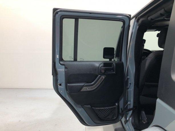 used 2014 Jeep Wrangler