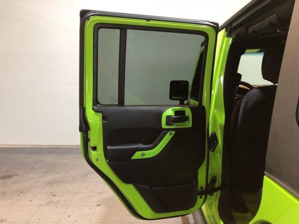 used 2013 Jeep Wrangler