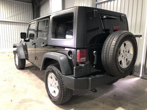 used 2015 Jeep Wrangler for sale