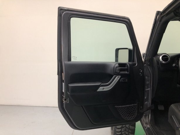used 2016 Jeep Wrangler