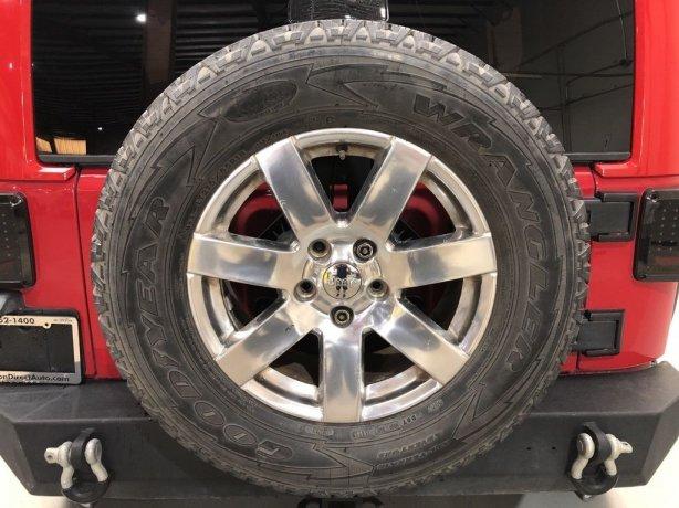 Jeep Wrangler for sale best price