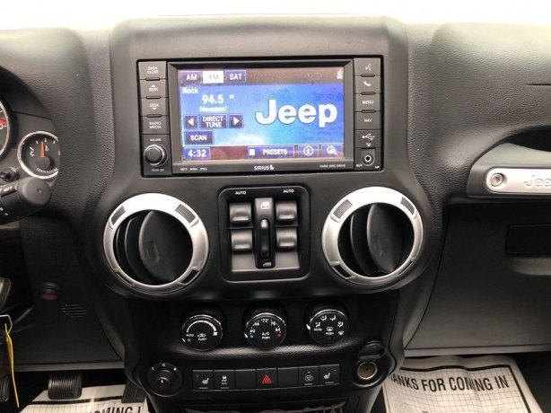 good used Jeep Wrangler for sale