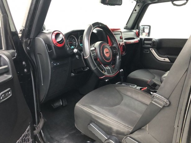 2014 Jeep Wrangler for sale Houston TX