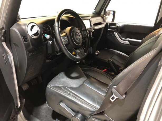 2013 Jeep Wrangler for sale Houston TX
