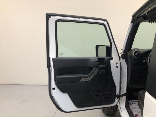 used 2017 Jeep Wrangler