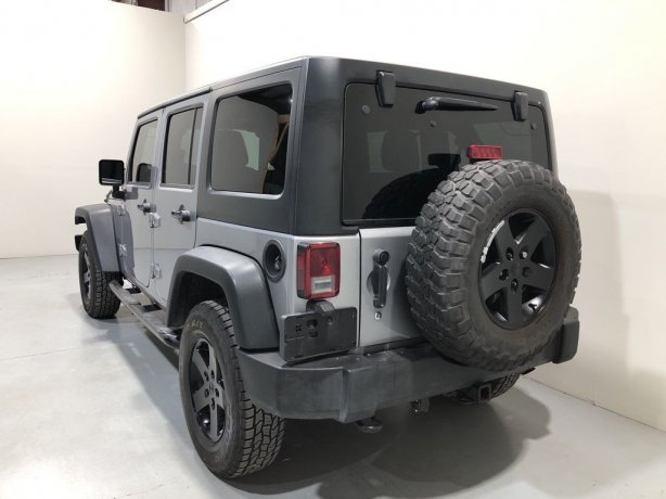 Jeep Wrangler for sale near me